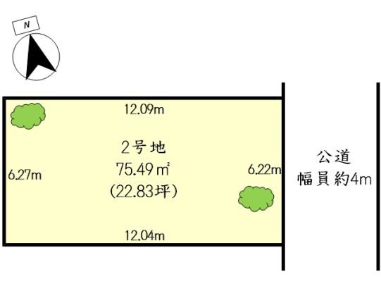 ま・松生町C 2号地